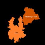 Wahlkreis 195 Greiz Altenburger Land