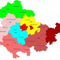 Wahkreise Thüringen Bundestagswahl 2017