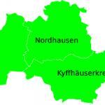 Bundestagswahlkreis Eichsfeld Nordhausen