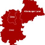 Bundestagswahlkreis Gera Greiz Altenburger Land